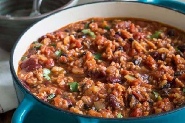 Recipe: Vegan Chili